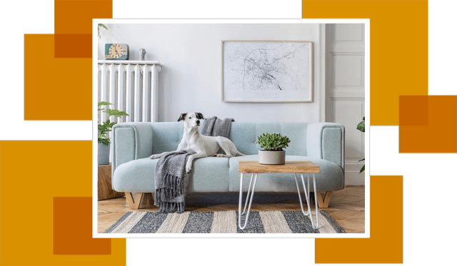 Living Room - Banner image
