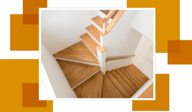 Stairs and Landing - Banner image
